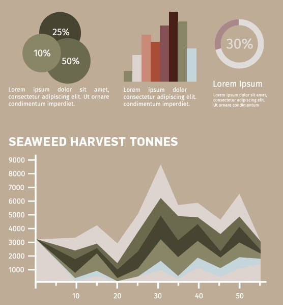 Facts and figures about seaweed
